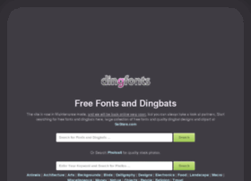 dingfonts.com
