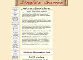 dinglesgames.com
