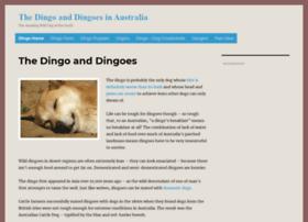 dingo.livingin-australia.com