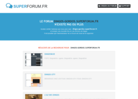 dingos-gordos.superforum.fr