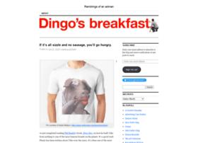 dingosbreakfast.wordpress.com