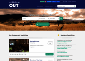 dining-out.co.za