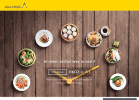 dining.asiamiles.com