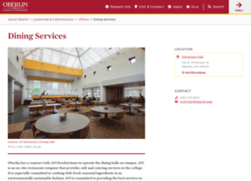 dining.oberlin.edu