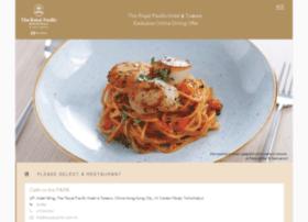Dining.royalpacific.com.hk