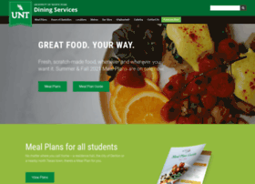 dining.unt.edu