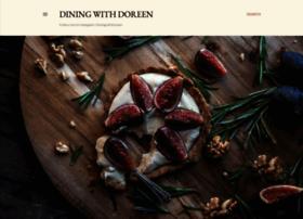 diningwithdoreen.com