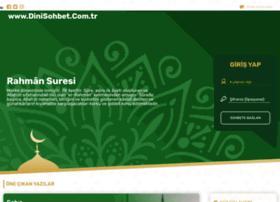 dinisohbet.com.tr