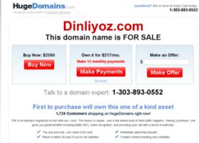 dinliyoz.com