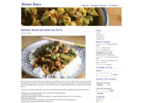 dinnerdiary.org