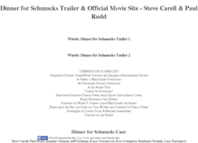 dinnerforschmucks.com