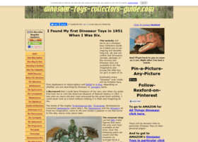dinosaur-toys-collectors-guide.com