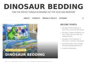 dinosaurbedding.net