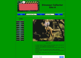 dinosaurcollectorsitea.com