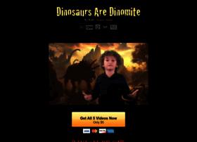 dinosaursaredinomite.com