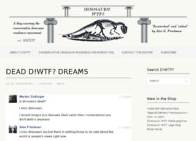 dinosaurswtf.com