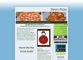 dinospizza-nc.com