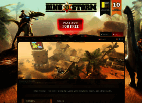dinostorm.com