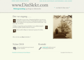 dinslekt.com