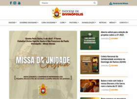 diocesedivinopolis.org.br