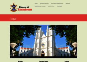 dioceseofkumbakonam.org
