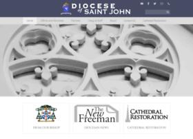 dioceseofsaintjohn.org