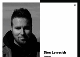 dionlovrecich.com