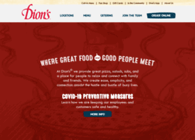 dionspizza.com
