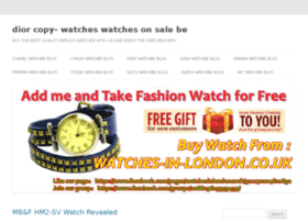 dior-copy-watches.watchesonsale.be
