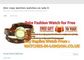 dior-copy-watches.watchesonsale.it