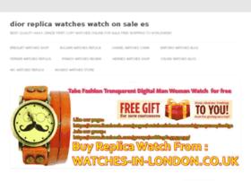 dior-replica-watches.watchonsale.es