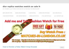 dior-replica-watches.watchonsale.fr