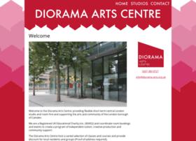 diorama-arts.org.uk