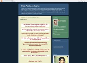 diospatriaomuerte.blogspot.com