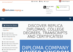 diplomacompany.co.uk