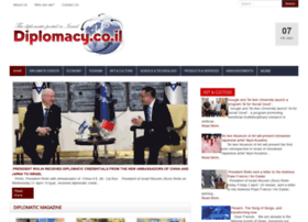 diplomacy.co.il