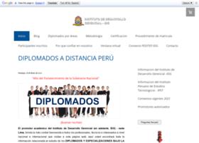 diplomadosadistanciaperu.jimdo.com