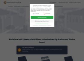diplomarbeit-druck.de