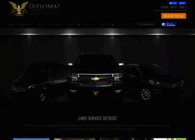 diplomatlimodetroit.com