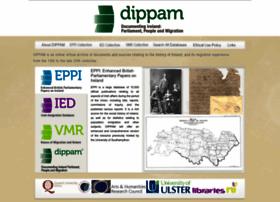 dippam.ac.uk