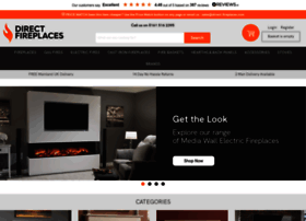 direct-fireplaces.com