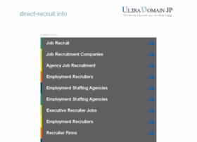 direct-recruit.info