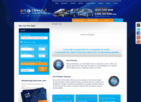 direct2carrentals.com