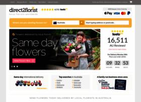 direct2florist.com.au