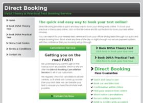 Directbooking.org.uk