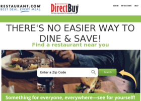 Directbuy.restaurant.com