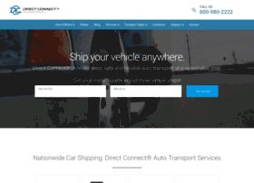 directconnectautotransport.com