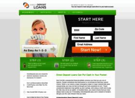 directdepositloans.com