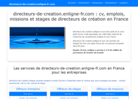 directeurs-de-creation.enligne-fr.com