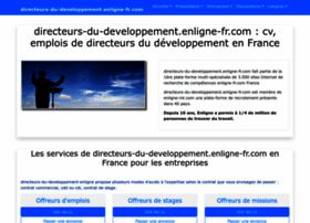 directeurs-du-developpement.enligne-fr.com